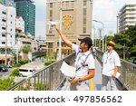 Bangkok  Thailand   October 13...