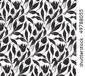 seamless floral pattern with... | Shutterstock .eps vector #49788055