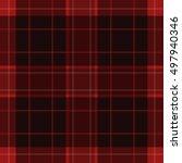 seamless illustration   red ... | Shutterstock .eps vector #497940346