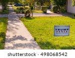 lexington  ky  usa   october 6  ... | Shutterstock . vector #498068542