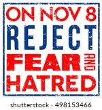 october 13  2016. vector banner ...   Shutterstock .eps vector #498153466