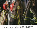 Firefighter Hanging  Ready For...