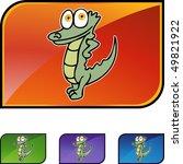 alligator | Shutterstock .eps vector #49821922