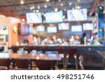 blurred image of sport and... | Shutterstock . vector #498251746
