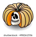 A Big Fat Pale Yellow Pumpkin...