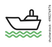 shipping | Shutterstock .eps vector #498276976