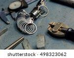 tools set of jewellery. jewelry ... | Shutterstock . vector #498323062