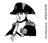 Napoleon Bonaparte.black And...