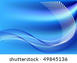 business background template | Shutterstock .eps vector #49845136