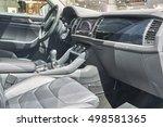 paris  france   september 29 ... | Shutterstock . vector #498581365