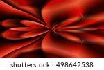 an abstract background or soft... | Shutterstock . vector #498642538