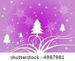 christmas vector theme 4 | Shutterstock .eps vector #4987981