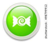 bonbon candy button | Shutterstock .eps vector #498799912