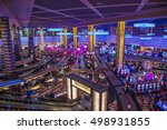 las vegas   oct 05   the... | Shutterstock . vector #498931855