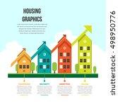 vector illustration of housing...   Shutterstock .eps vector #498950776
