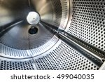 internal view of laundry... | Shutterstock . vector #499040035