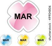 march | Shutterstock . vector #49904806