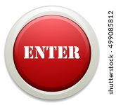 enter button | Shutterstock .eps vector #499085812