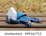 concepts with comfortable... | Shutterstock . vector #499161712