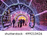 moscow  russia   january 04 ... | Shutterstock . vector #499213426