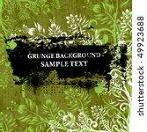 grunge background. vector.   Shutterstock .eps vector #49923688