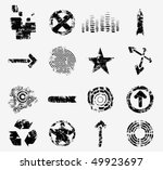 design elements | Shutterstock .eps vector #49923697