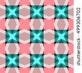 the endless texture.vector...   Shutterstock .eps vector #499306702