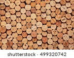 Texture Of Wine Corks