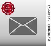 envelope vector icon...