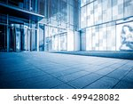 view of city square in city of... | Shutterstock . vector #499428082