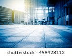 view of city square in city of... | Shutterstock . vector #499428112