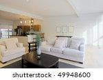 luxury condominium apartment... | Shutterstock . vector #49948600