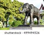 Elephant With Bronze