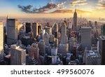 new york city  nyc  usa | Shutterstock . vector #499560076