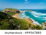robberg nature reserve near... | Shutterstock . vector #499567885