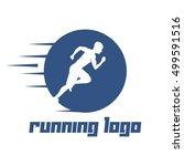 running logo | Shutterstock .eps vector #499591516