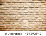 background created with a old... | Shutterstock . vector #499693942