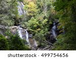 Anna Ruby Falls At Unicoi Stat...