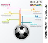 infographic templates for...   Shutterstock .eps vector #499809832