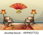 cartoon vector illustration...   Shutterstock .eps vector #499907722