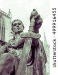 Statue Of Constantine The Grea...