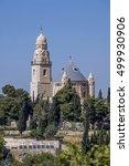 jerusalem  israel   may 04 ... | Shutterstock . vector #499930906