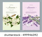 vector natural cosmetics... | Shutterstock .eps vector #499946392
