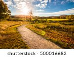 amazing foliage upstate new... | Shutterstock . vector #500016682