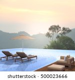 Swimming Pool And Terrace Of...