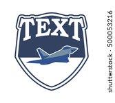 jet logo   Shutterstock .eps vector #500053216