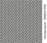 vector seamless black and white ... | Shutterstock .eps vector #500057596
