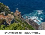 south africa cape of good hope... | Shutterstock . vector #500079862