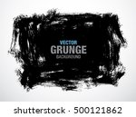 vector grunge background.... | Shutterstock .eps vector #500121862