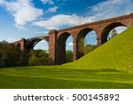 lune viaduct   the typical...   Shutterstock . vector #500145892